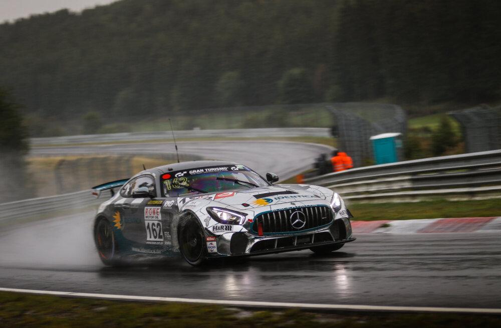 Eesti võidusõitja saavutas Saksa vanima ringrajasarja sõidus teise koha