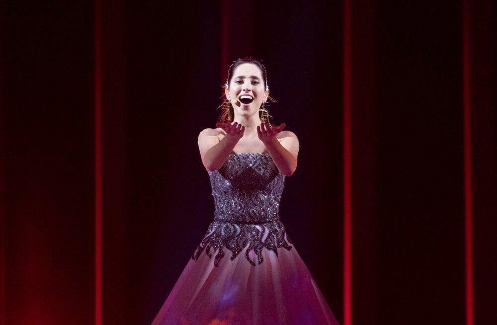 Eurovision 2018 29.04.2018
