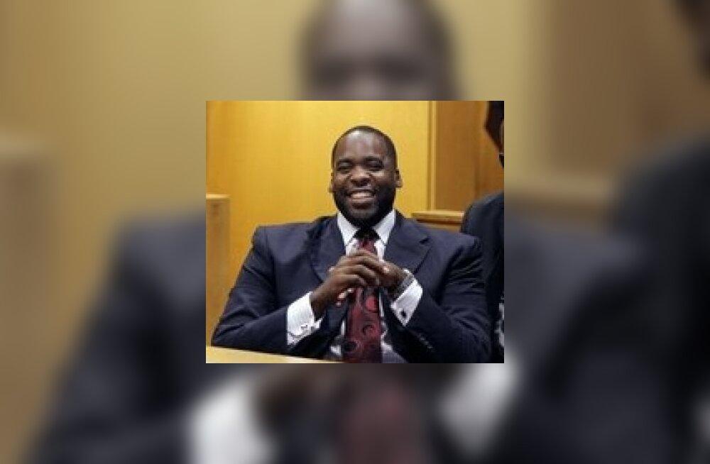 """Detroiti """"hip-hop linnapea"""" läheb 4 kuuks vangi"""