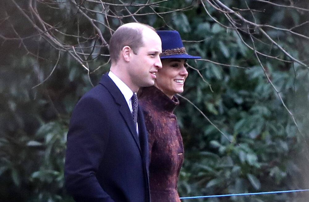 FOTOD | Tagasi pildis: Williami väidetav armuke põrkas kokku printsi ja Kate'iga!