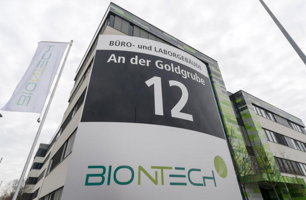 Saksamaal anti luba koroonaviiruse vaktsiini inimkatsetusteks