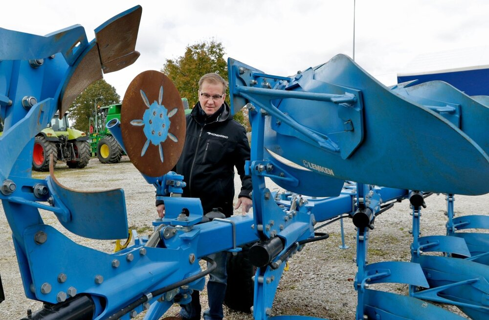 Konekesko Eesti tootejuht Valdek Küppas ütleb, et adra pinnasele ja töötingimustele sobivaks reguleerimine on juhendite abil igale mehhanisaatorile jõukohane.