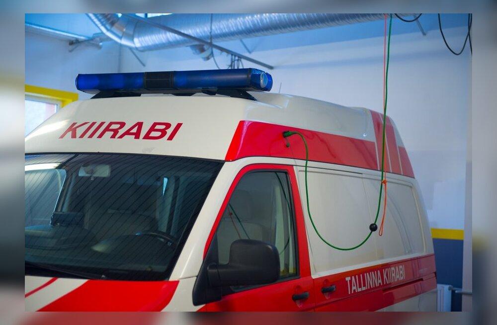 Politsei loobus avariisse sattunud kiirabijuhi karistamisest