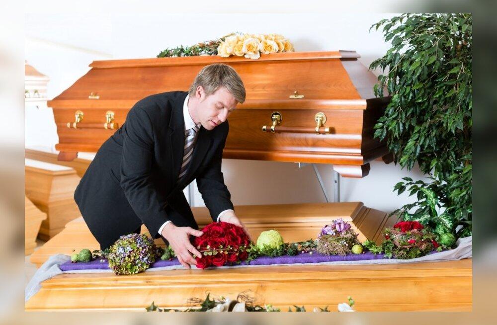 Matusebüroo