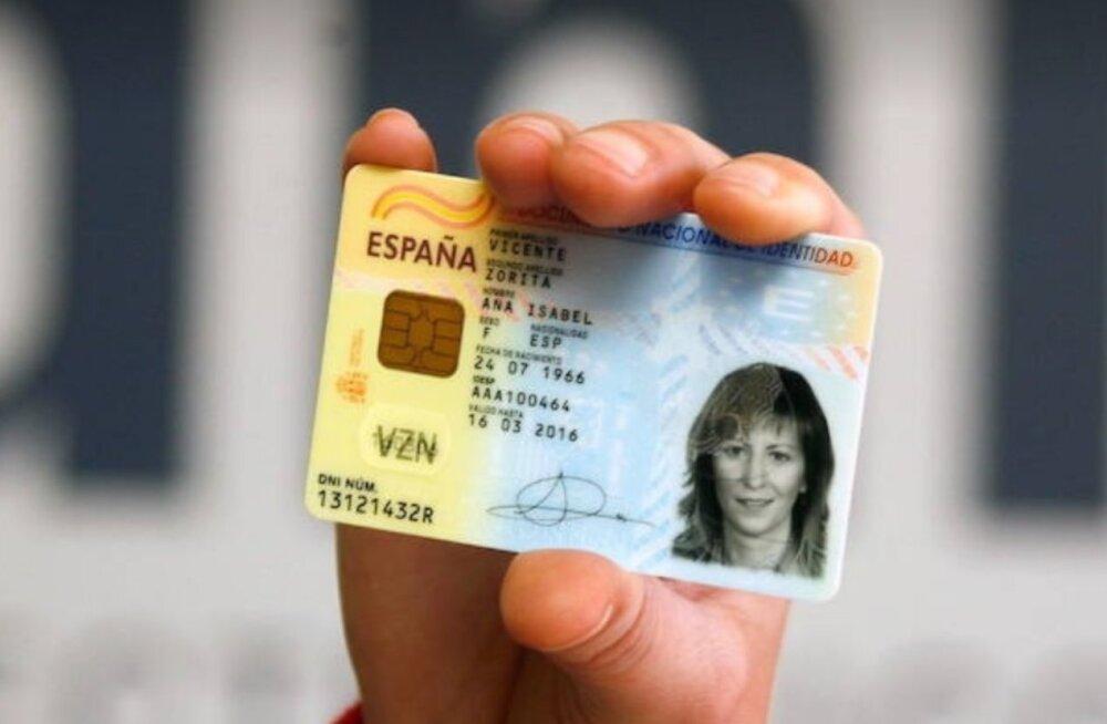 Tšehhi uuringu tõttu deaktiveeriti ka Hispaania ID-kaartide digitaalse sertifitseerimise funktsioon