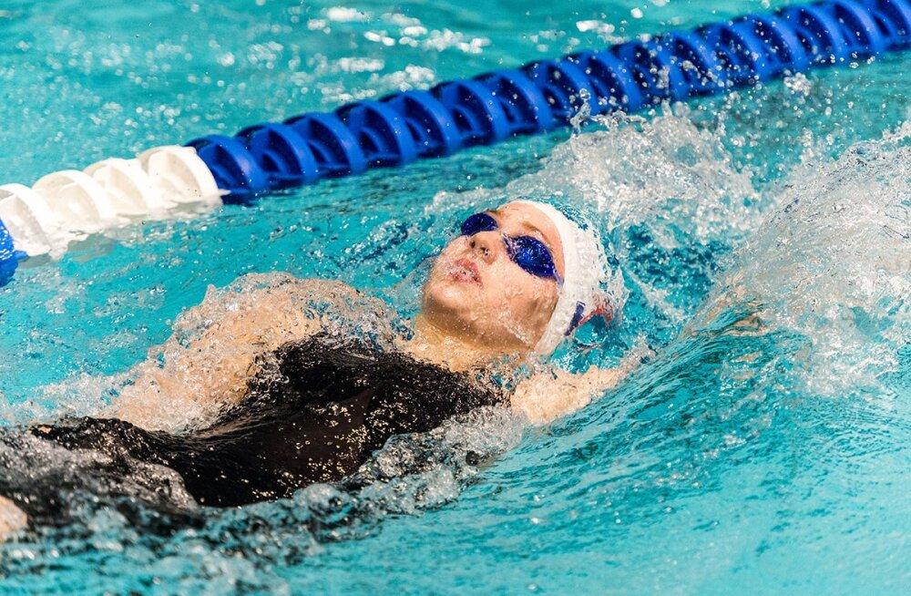 Aleksa Gold ujus Kanadas välja juba teise Eesti rekordi