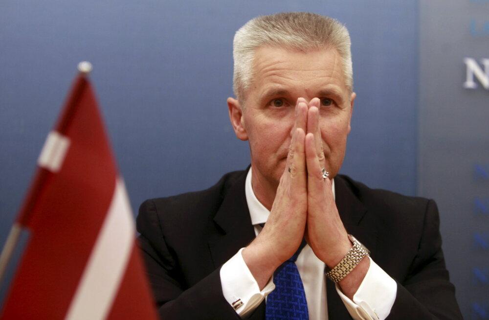 Läti kaitseminister: Balti riigid on valmis võõrustama Saksamaalt lahkuvat USA väekontingenti