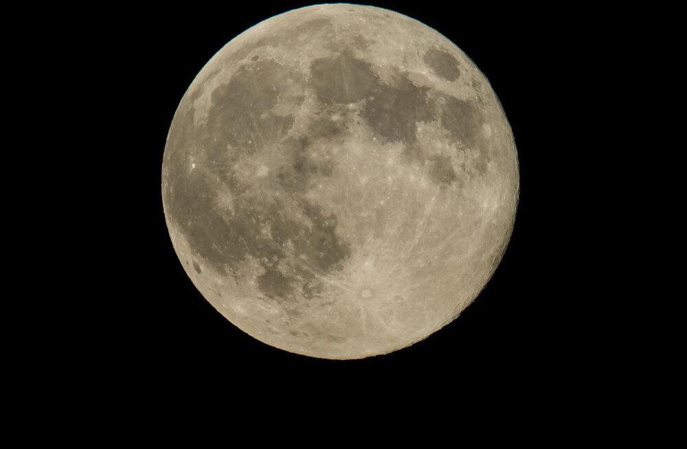 NASA arvutas välja palju uuesti Kuule minek maksaks