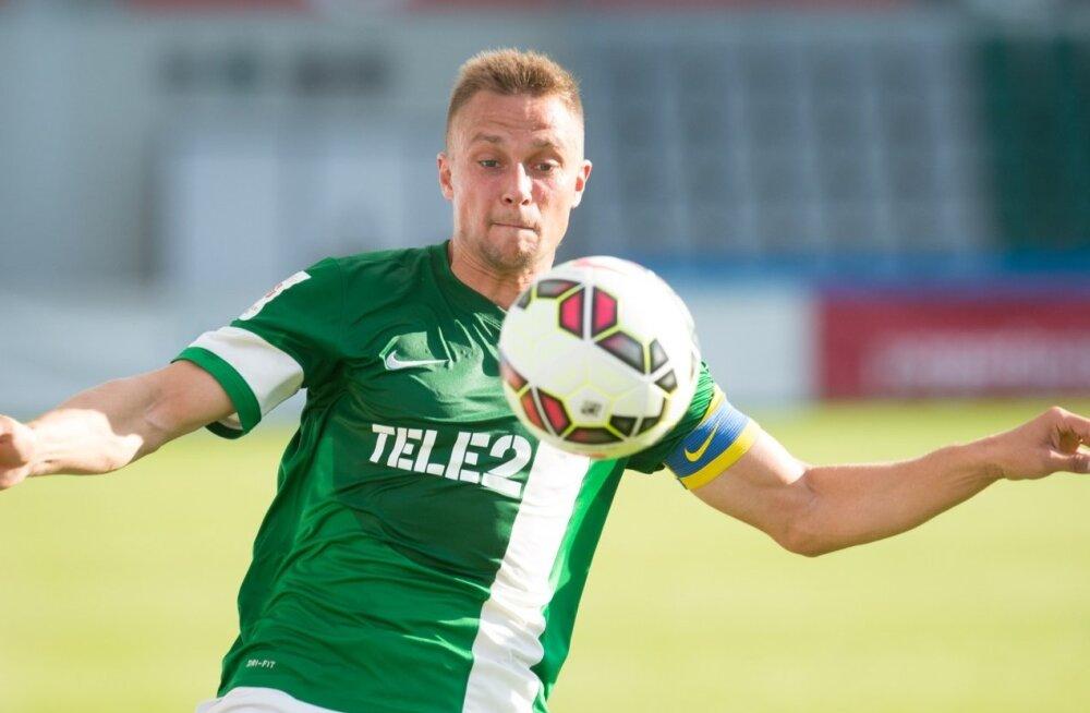 Jalgpall FC Flora ja Sillamäe Kalevi