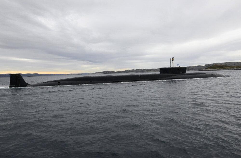 Koroonakahtlusega suri Venemaa kõige salastatum allveelaevnik Aleksei Burilitšev