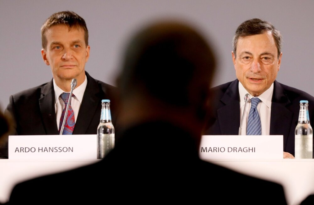 EKP pressikonverents Tallinnas