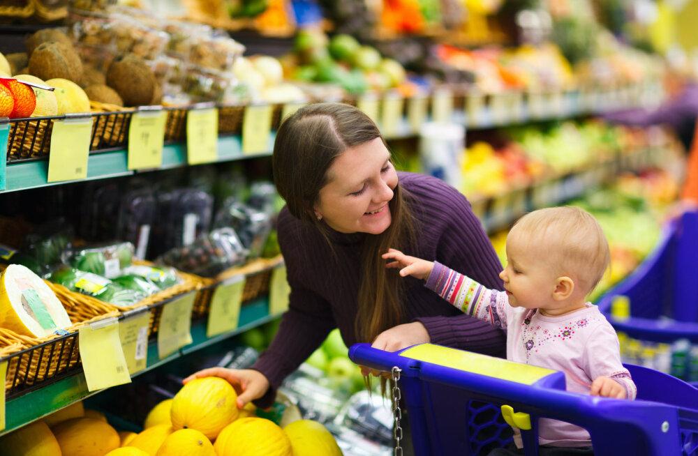 Toitumisnõustaja annab ühe hea soovituse inimestele, kes tahavad oma igapäevaseid kulutusi kontrolli alla saada
