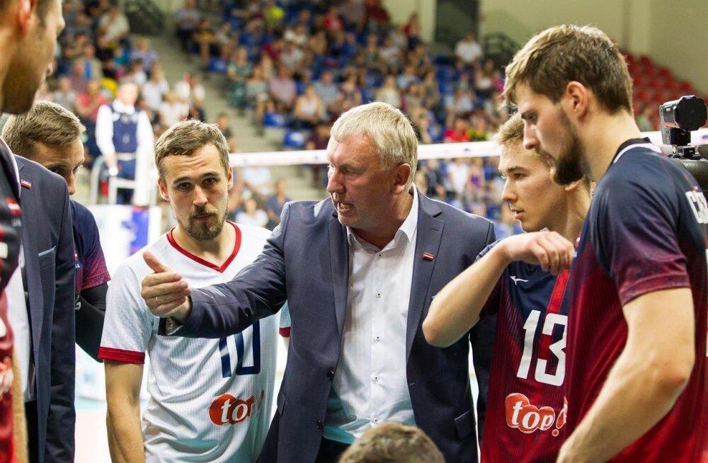 Viiest viis! Keel tüüris Läti Euroopa liigas finaalturniirile