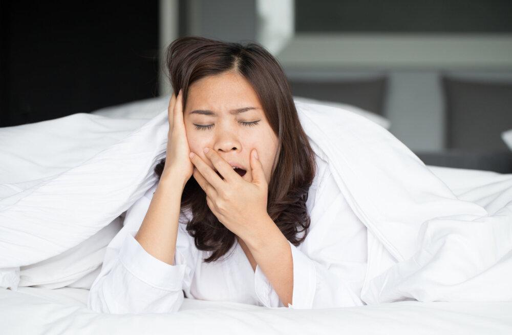 Unepuudus põhjustab mitmeid terviseprobleeme
