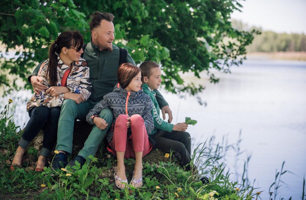 Muusik Ruslan Trochynskyi naudib suvel reisimist Eestis, eriti Peipsimaa piirkonnas — loe, miks just seal