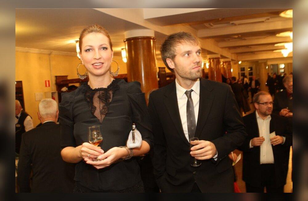 HENNESSY UUSAASTAKONTSERT 2012. Maarja-Liis Ilus ja Fred Krieger.