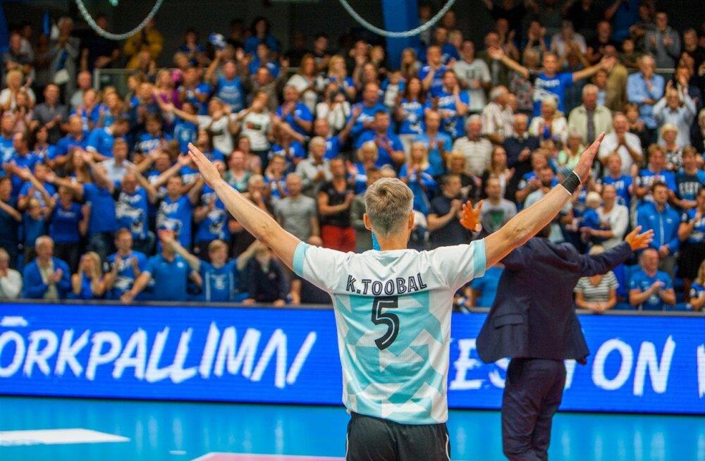 Kes peale Eesti võrkpallikoondise on teeninud koha EM-finaalturniiril?