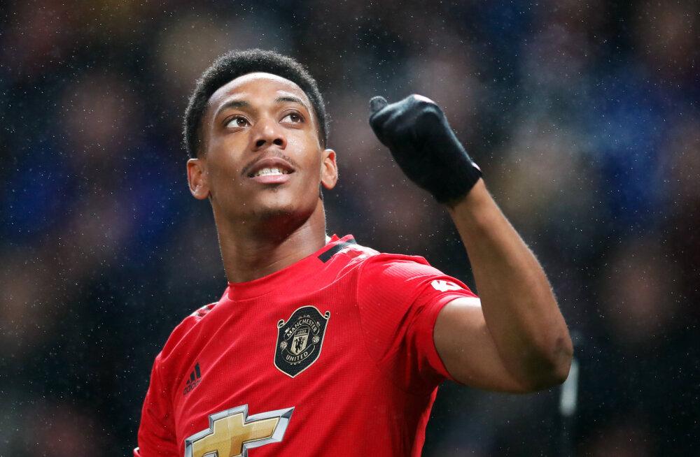 Noored tähed tõid Manchester Unitedile kindla võidu