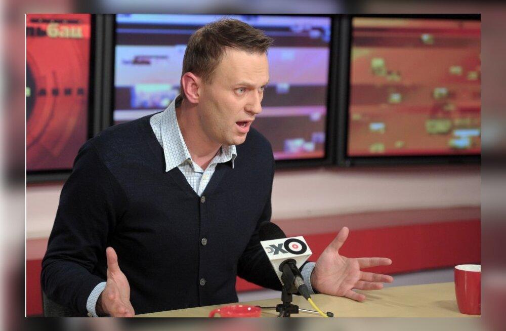 Navalnõi teatas kandideerimisest Moskva linnapeaks