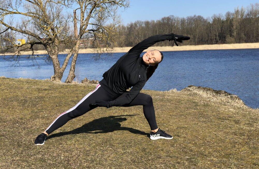 VIDEO | Suveks vormi: tule treeni koos Alisiga!