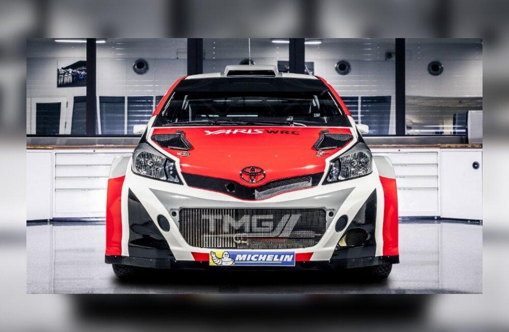 Tuntud autotootja teeb WRC sarja comeback'i!