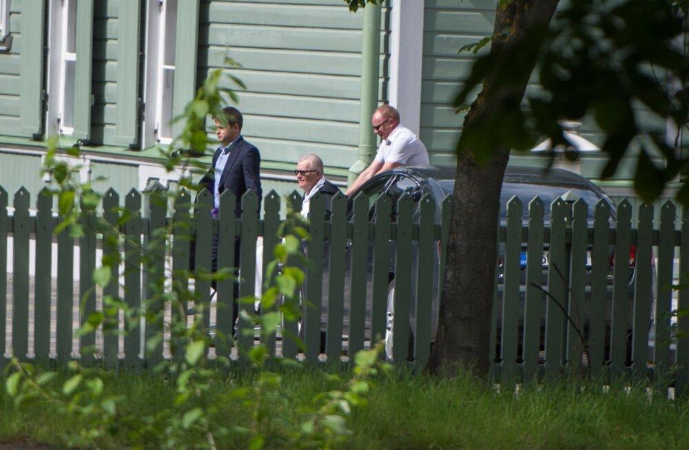 Kohtumine Poska majas 20 juuli 2015