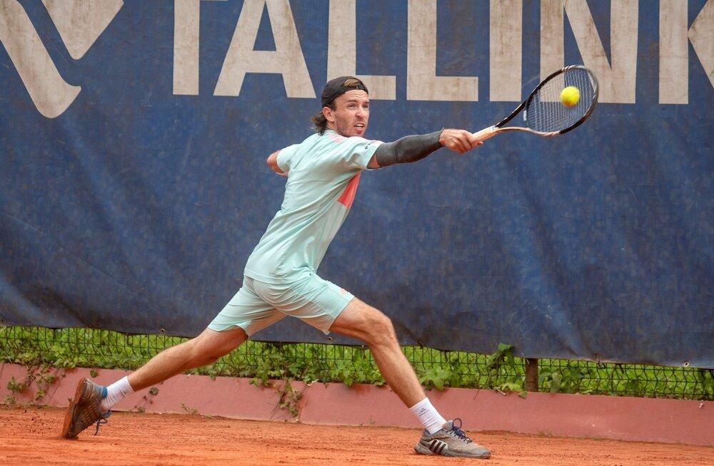 Eesti tennisemeistrivõistluste avapäev 2019