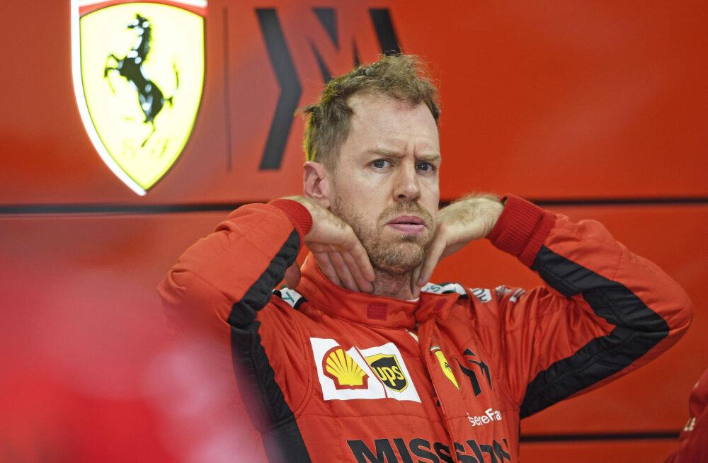 Vormelilegend Mika Häkkinen Vetteli lahkumise tagamaadest: ei saa kritiseerida ainult üht inimest