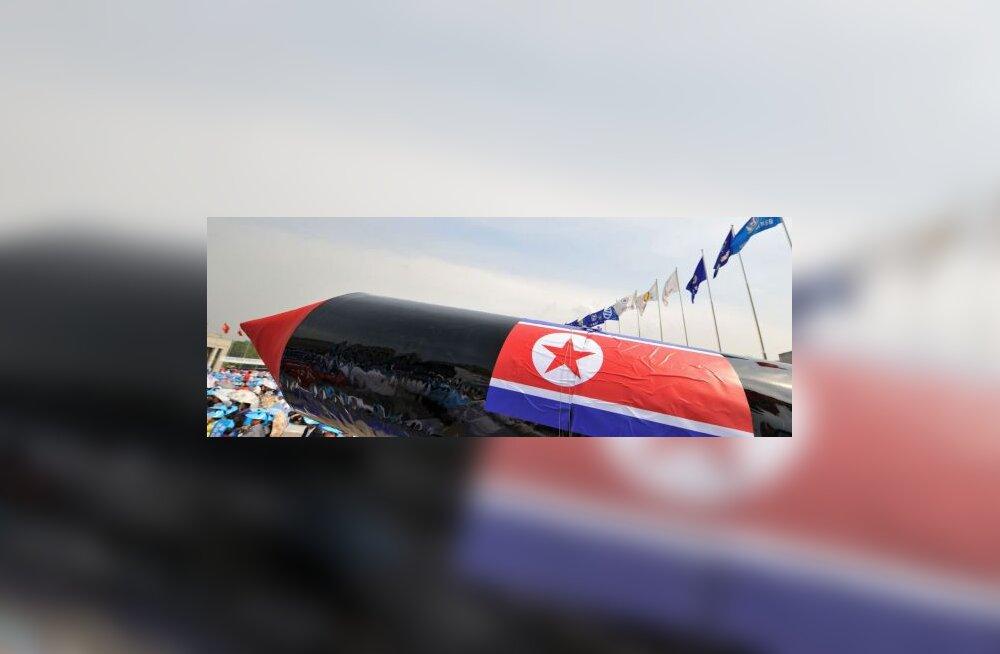 Põhja-Korea on uraani rikastamise lõppstaadiumis