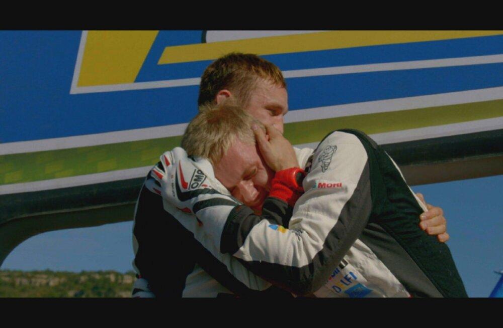 """Suur võit ja võimsad emotsioonid """"Ott Tänak - The Movie: seriaal"""" viimases osas!"""