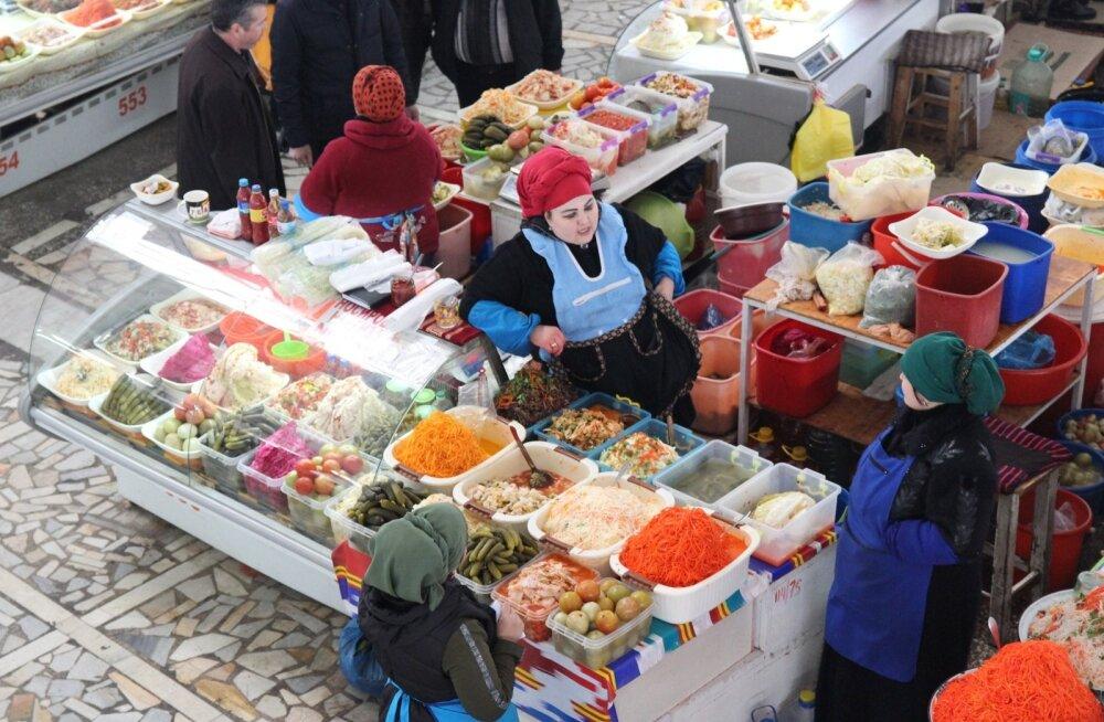Tashkent turg