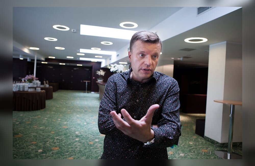 ВИДЕО DELFI: Парфенов: ни специально ругать, ни специально хвалить Россию у меня задачи нет