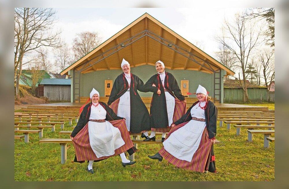 Leader Viljandimaal: toetatakse külamajade, tantsuplatside ning kirikute korrashoidu
