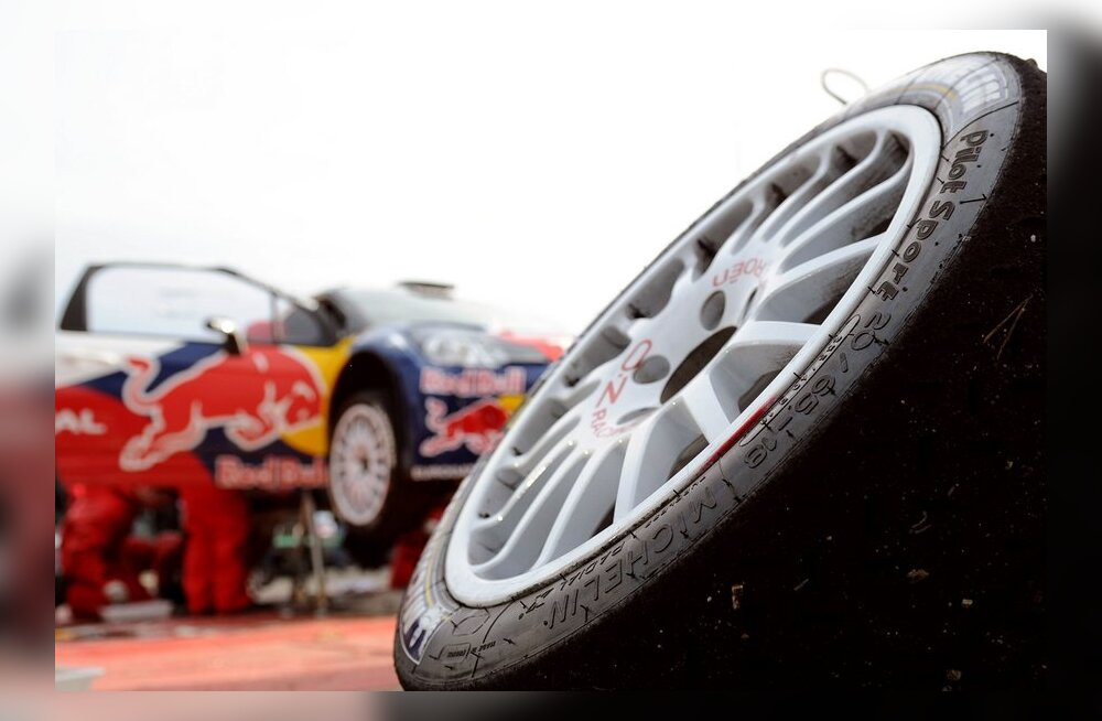 Sebastien Loeb, autoralli, WRC
