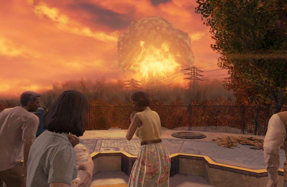 Forte mänguarvustus: Fallout 4 – tagasi tulevikku