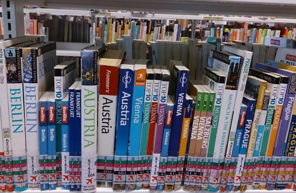 Lonely Planet, Bradt, Silmaringi teejuht? Kuidas valida endale õige?