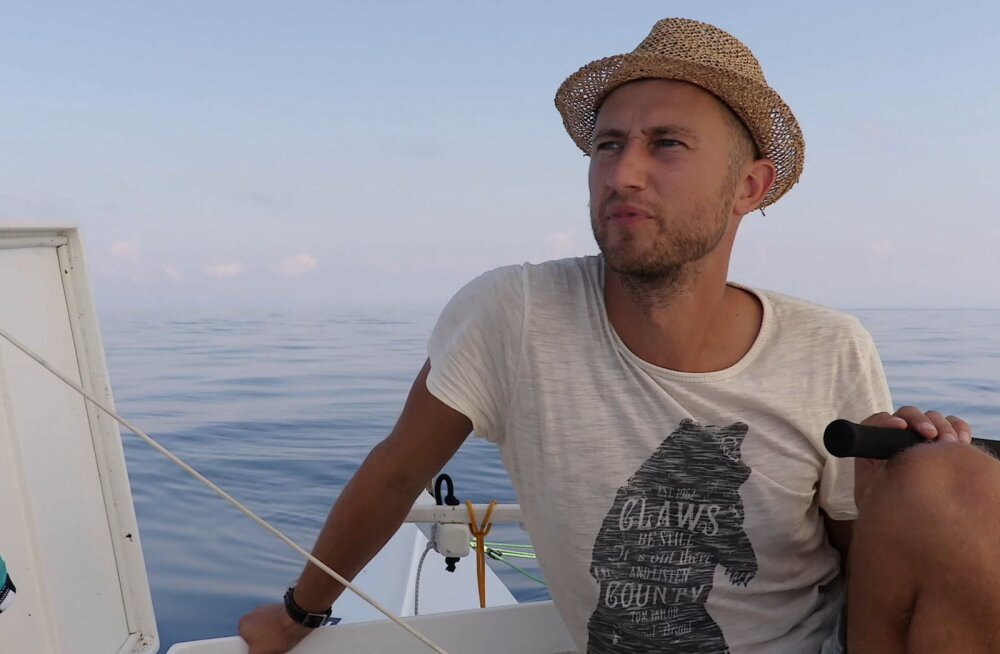 Agur Paesüld: prügist vaba mere otsingul