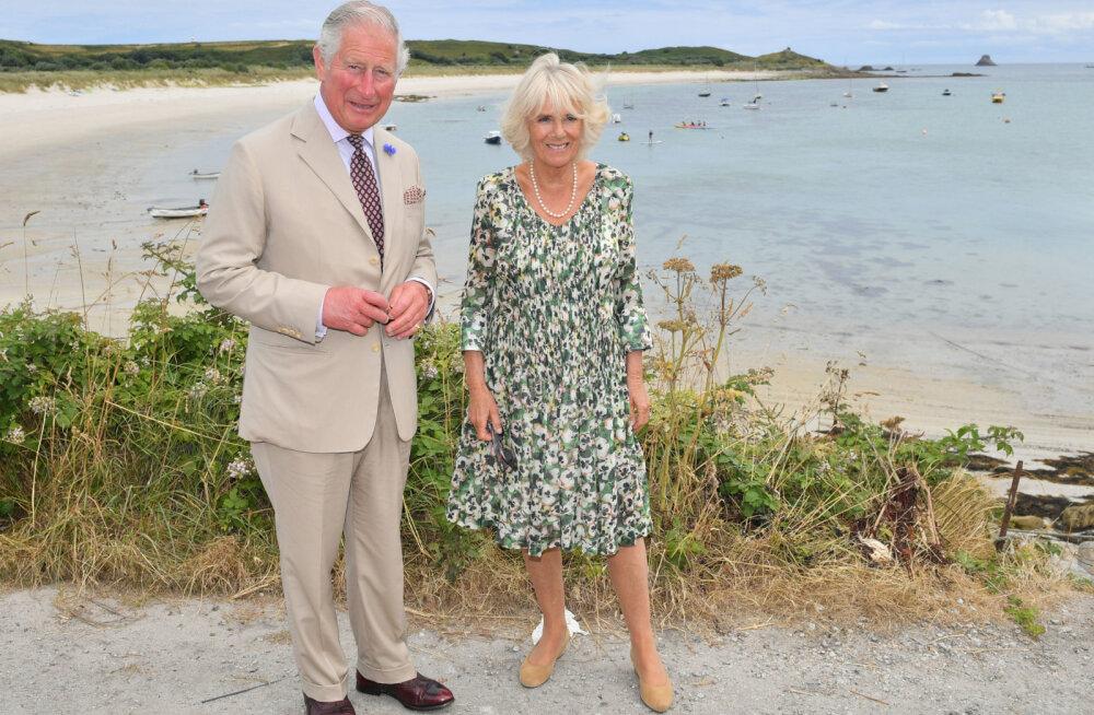 Osta ära! Prints Charles ja hertsoginna Camilla panevad armupesa müüki