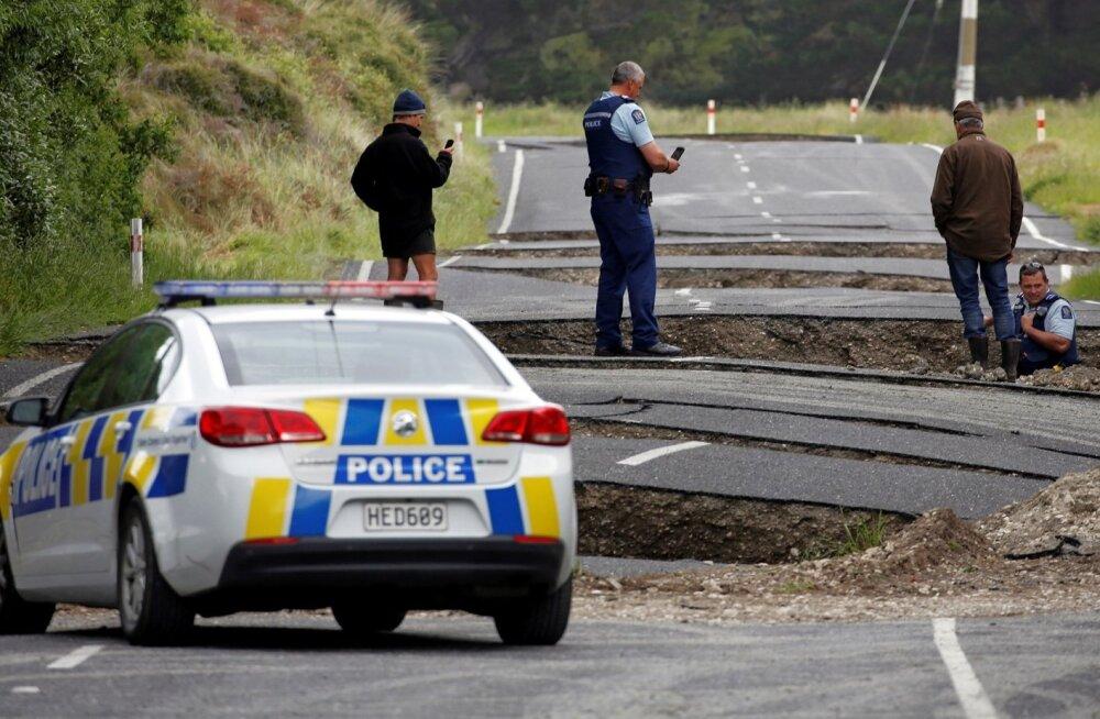 Uus-Meremaad tabas tugev järeltõuge, rängalt on kahjustada saanud infrastruktuur