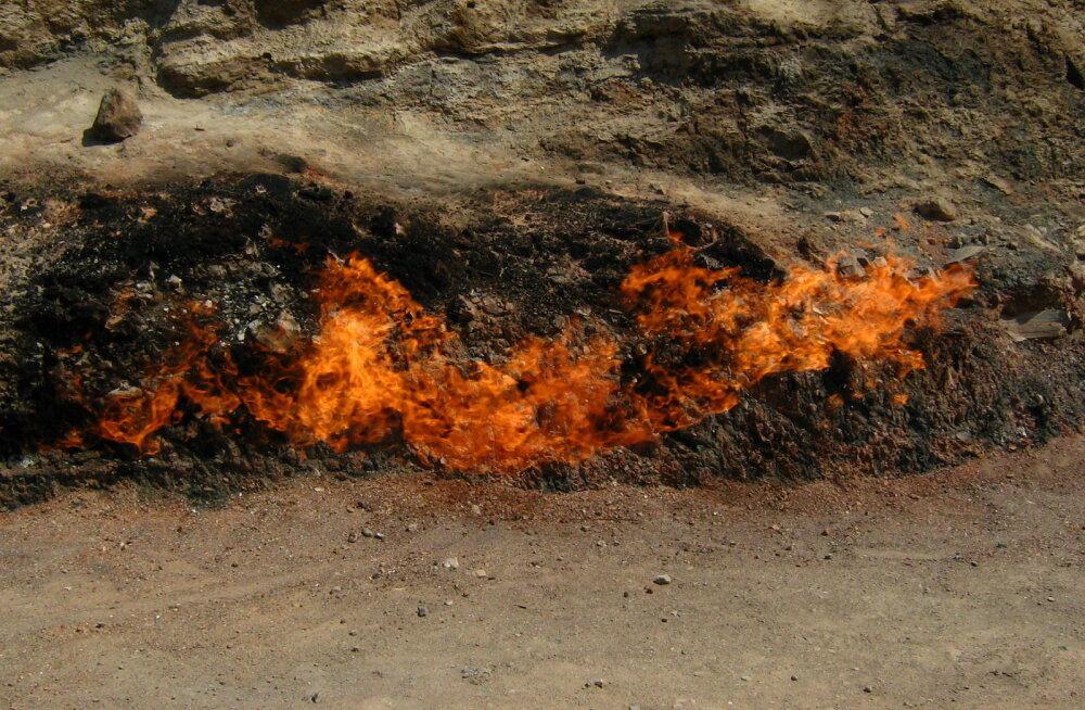 Вечный огонь: 5 мест на Земле, где царит огонь