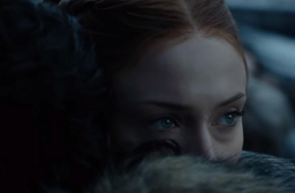 """HBO avaldas esimesed kolm sekundit """"Troonide mängu"""" uuest hooajast"""