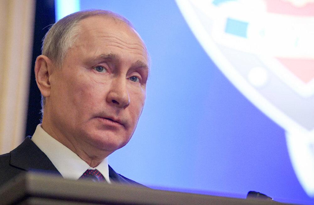Putin: meeldib või mitte, aga venelased ja ukrainlased on üks rahvas