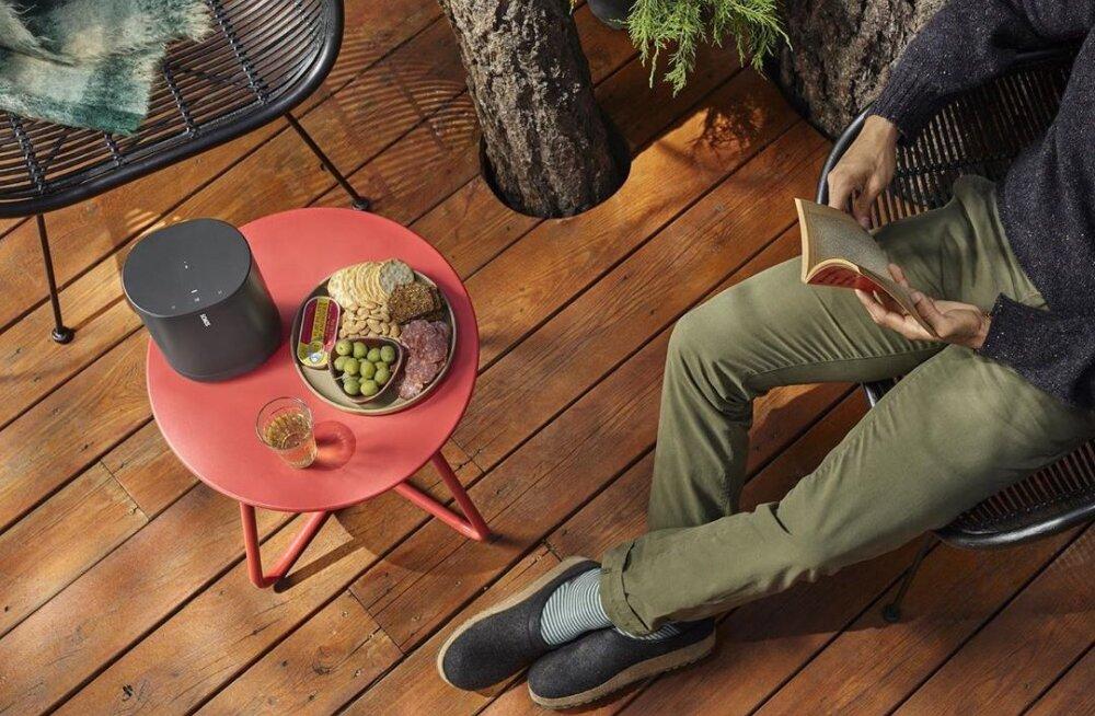 TEST | Juhtmeta kõlar Sonos Move paneb õue rokkima