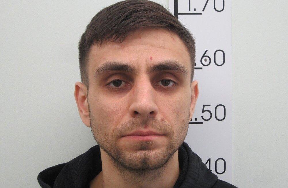 Politsei otsib kinnipidamisasutusest põgenenud narkokuriteos kahtlustatavat meest