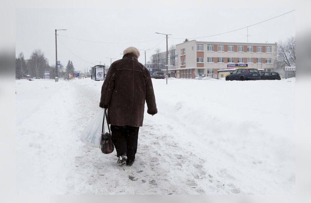 Pensionitõus võib paljudele eakatele tähendada tulumaksu maksmist