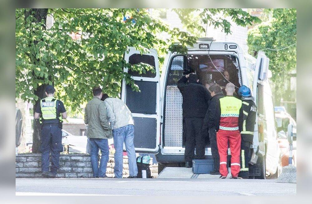 Ärimees Savenkovi mõrvakatses süüdistatavad: tahtsime ainult hirmutada