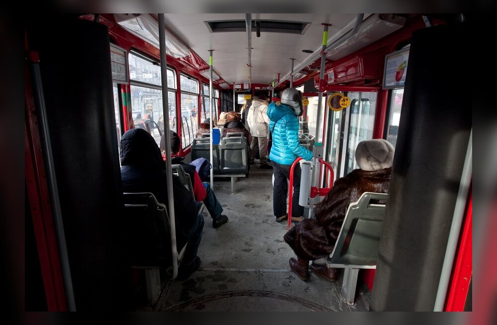 ЖИТЕЛИ ЛАСНАМЯЭ, нужен ли вам трамвай?