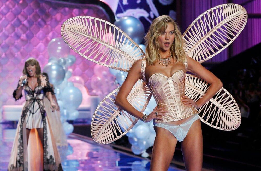 Victoria's Secreti show 2014
