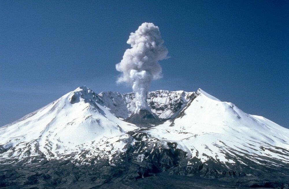 В США найден зомби-вулкан
