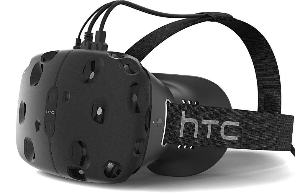 Osav! HTC leidis ühe triki, kuidas virtuaalreaalsus odavamaks muuta